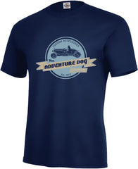 Adventure Dog Touring Co. Unisex Tee - Fuji and Friends Apparel Co.