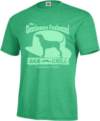 Gentlemen Foxhound Kid's Tee - Fuji and Friends Apparel Co.