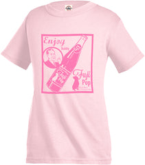 Fuji Pop Girl's Tee - Fuji and Friends Apparel Co.