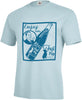 Fuji Pop Men's Tee - Fuji and Friends Apparel Co.