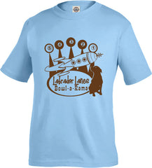 Labrador Lanes Toddler's Tee - Fuji and Friends Apparel Co. - 1