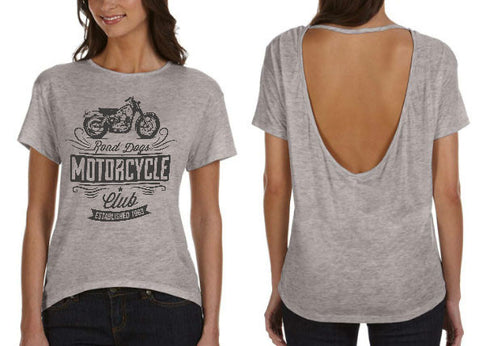 Road Dogs Motorcycle Club No. 02 Pony Tee