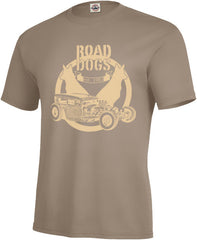 Road Dogs Hot Rod Tee - Boy's - Fuji and Friends Apparel Co. - 1