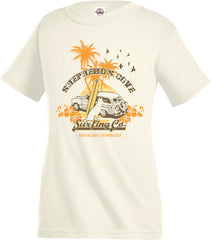 Shepherd's Cove Surf Kid's Tee - Fuji and Friends Apparel Co.