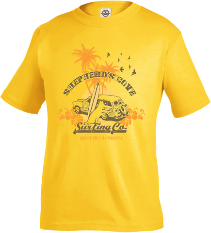 Shepherd's Cove Surf Toddler's Tee