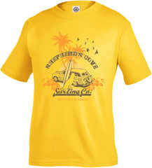 Shepherd's Cove Surf Toddler's Tee - Fuji and Friends Apparel Co.