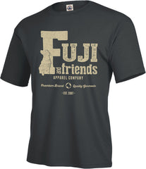 Signature Logo Tee - Unisex - Fuji and Friends Apparel Co. - 1