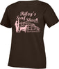 Riley's Surf Shack Women's Tee - Fuji and Friends Apparel Co. - 2