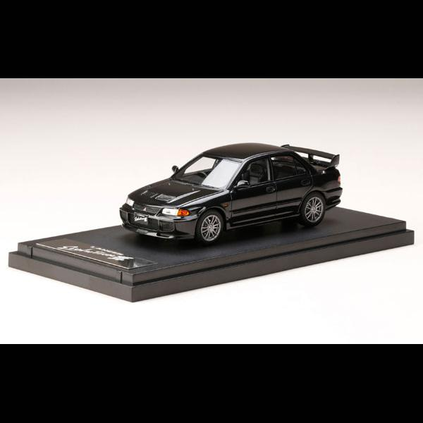 1/43 Mitsubishi Lancer GSR Evolution III (CE9A) Custom Version Pyrenees Black-amiami.jp-AmiAmi Online Main Store-