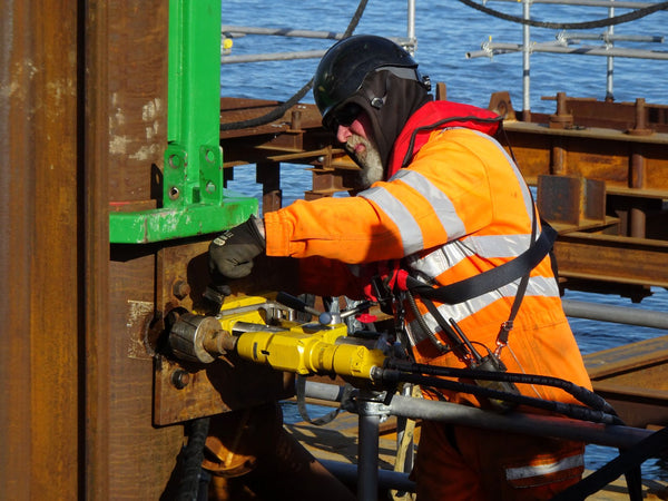 HMT drilling in antarctica