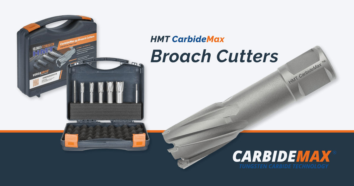 HMT CarbideMax Broach Cutter