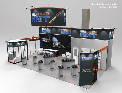 exhibition stand hmt