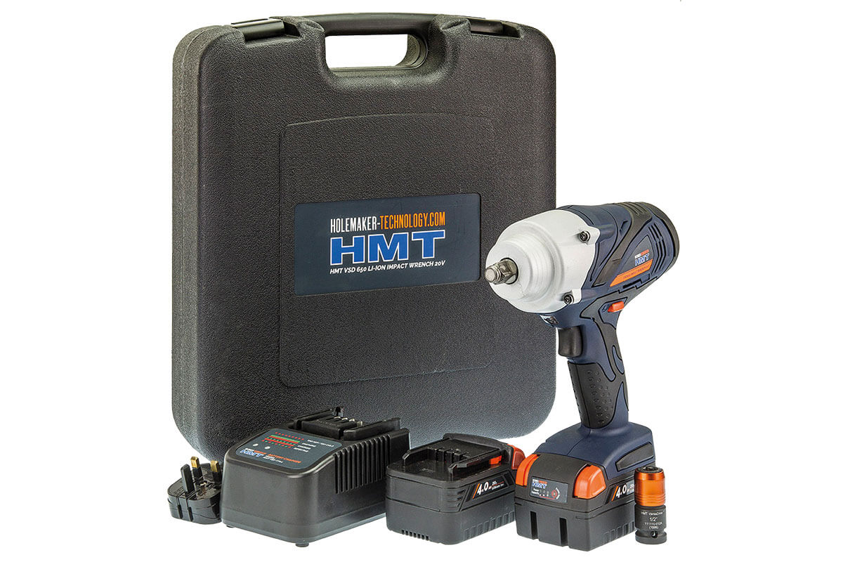 VSD650 Heavy Duty Impact Wrench