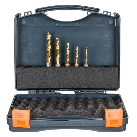 VersaDrive™ Combi Drill-Tap Set - with Free 1/4