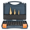 VersaDrive™ Step Drill Bit Set- MJ OFFER with free 1/4