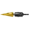 VersaDrive™  Impact Step Drill Bits- Metric Sizes