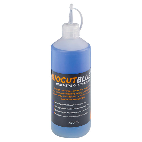 HMT BioCut Blue Neat Metal Cutting Oil 500ml Bottle