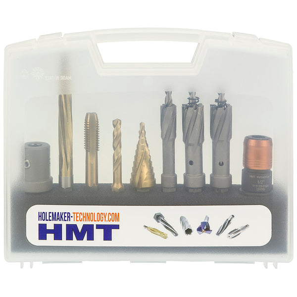 HMT Versadrive™ Steel Erectors starter kit- 10pc