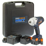 "HMT VSD650 Heavy Duty Impact Wrench Kit - 1/2"" 20V Li-ion (List £479.00)"