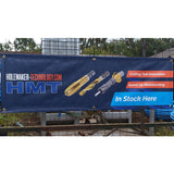 HMT In Stock Here - Exterior Banner
