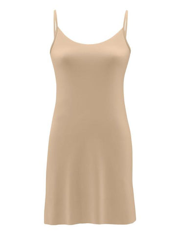 commando ~ mini cami slip beige