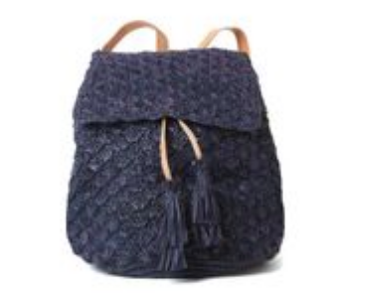 mar y sol ~ zadie backpack