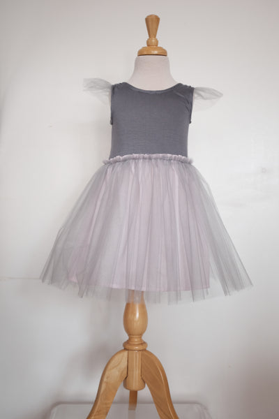 Petite Doucette | fairy dress w/shoulder sleeve