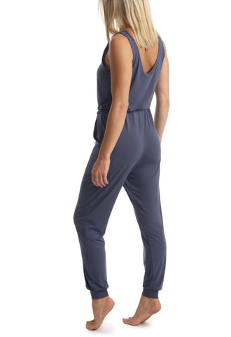commando | butter tank lounge jumpsuit admiral
