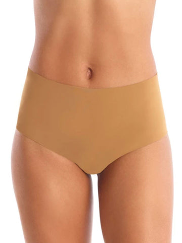 commando | high rise panty caramel
