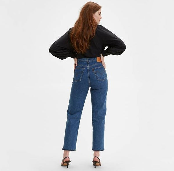 Levi's | ribcage straight ankle in georgie