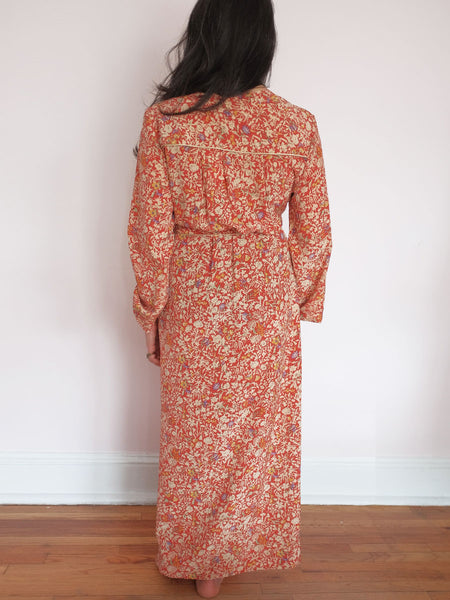 Doucette | dunaway robe happy girl