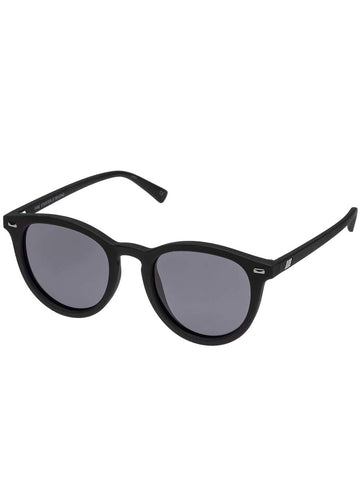 le specs sunglasses | fire starter in black