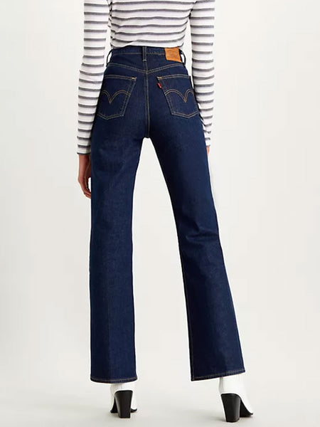 Levi's | ribcage boot cut high key