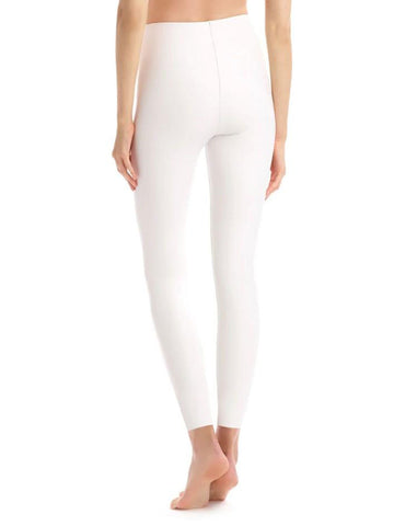 commando | perfect control faux leather legging white
