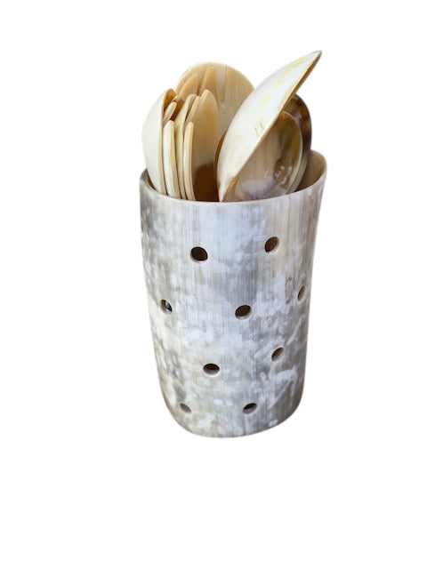 Perforated Utensil Holder