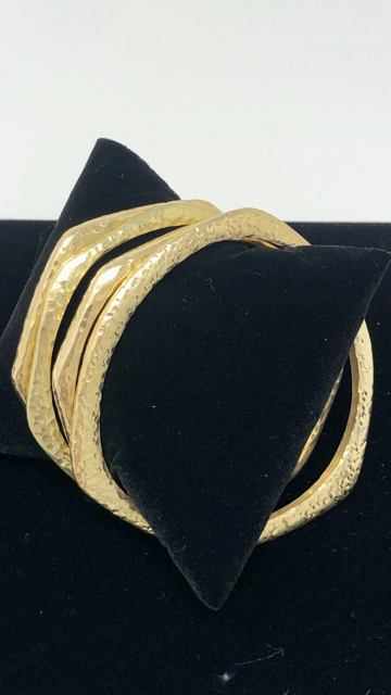 Assorted Brass Bangles