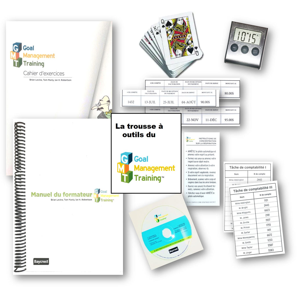 Goal Management Training® toolkit (French)
