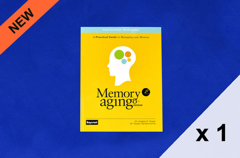 Memory and Aging Program™ Participant Workbook