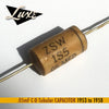 BULK 1953-1958 .05mF Tubular: Wax Impregnated Paper & Foil .05mF Capacitor