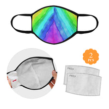 Load image into Gallery viewer, Mask 6 Cotton Fabric Dust Cover(ModelM03)(2 PCS Filters Included) - TT-Shoes-N-ThingZ