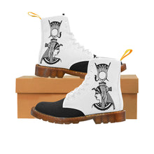 Load image into Gallery viewer, Egypt Men's Lace Up Canvas Boots - TT-Shoes-N-ThingZ