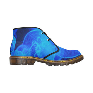 Sea 1 Women's Canvas Chukka Boots (Model 2402-1) - TT-Shoes-N-ThingZ