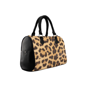 leopard-bag Barrel Type Handbag - TT-Shoes-N-ThingZ
