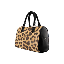 Load image into Gallery viewer, leopard-bag Barrel Type Handbag - TT-Shoes-N-ThingZ