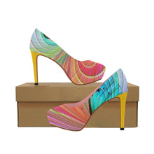 Load image into Gallery viewer, Butterflies 1 Women's High Heels (Model 044) - TT-Shoes-N-ThingZ
