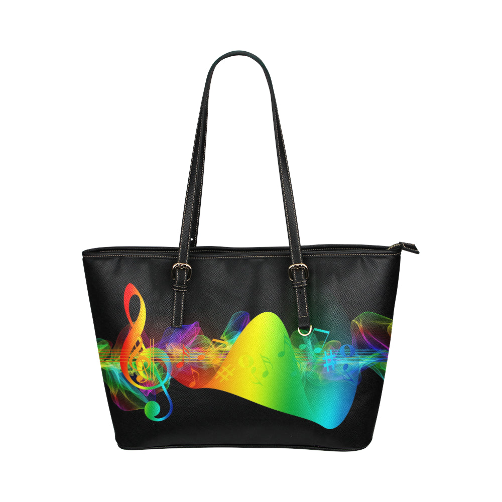 Clef- Tote Bag - TT-Shoes-N-ThingZ