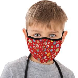 Mask 2 Cotton Fabric Dust Cover(ModelM03)(2 PCS Filters Included) - TT-Shoes-N-ThingZ