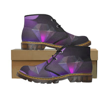 Load image into Gallery viewer, Diamond Women's Canvas Chukka Boots (Model 2402-1) - TT-Shoes-N-ThingZ