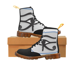 Egypt 2 Men's Lace Up Canvas Boots - TT-Shoes-N-ThingZ