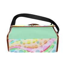 Load image into Gallery viewer, Pastel D Waterproof Canvas Bag - TT-Shoes-N-ThingZ